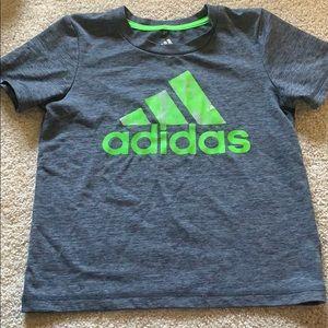adidas Bottoms - Boys adidas shirt